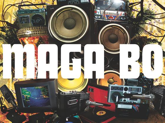 Maga Bo - Quilombo do Futuro - New Album Release's video poster