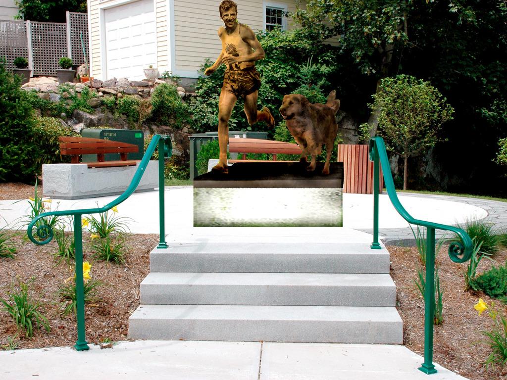 John Kelley Memorial Statue's video poster