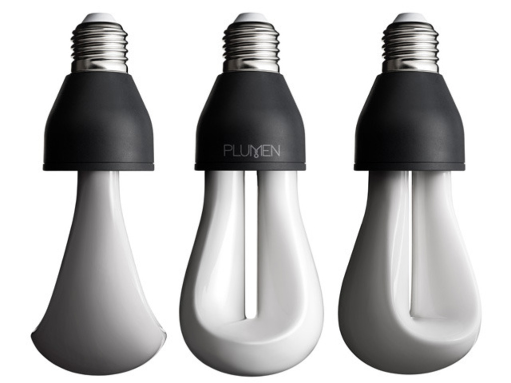 PLUMEN 002: Designer Low Energy Light Bulb's video poster