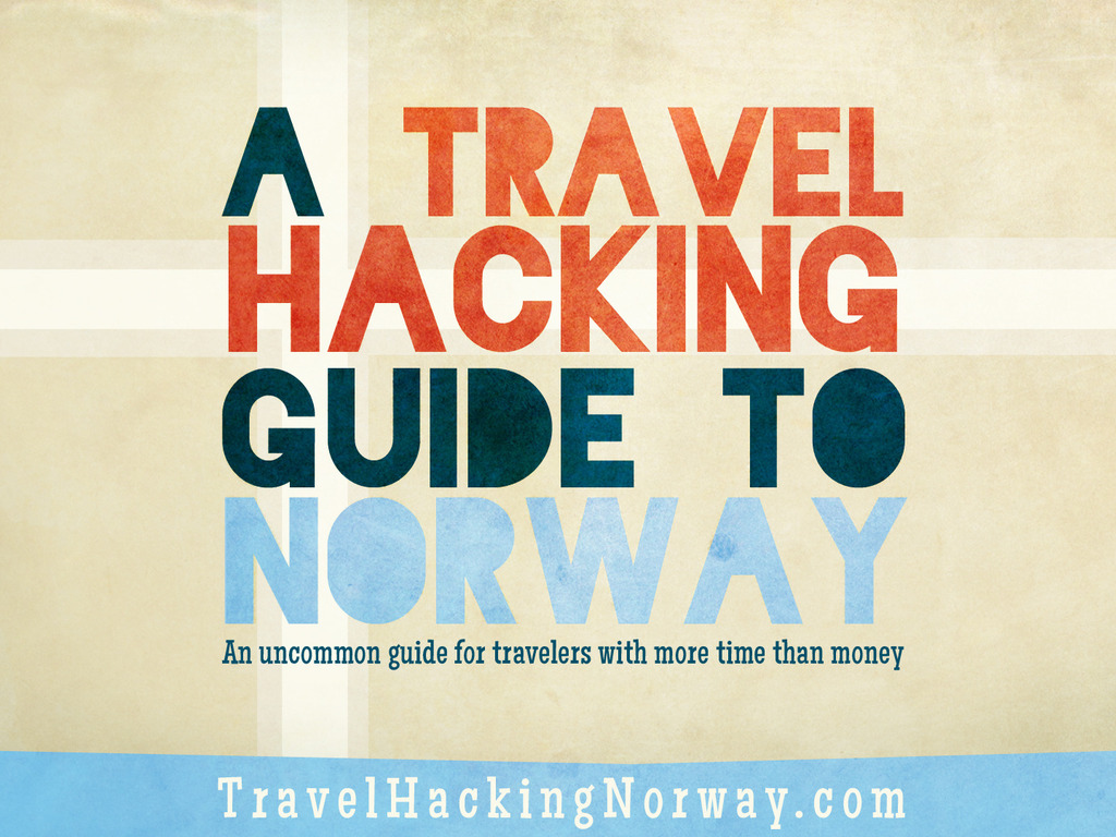 A Travel Hacking Guide to Norway's video poster