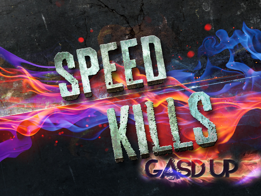 Speed Kills Gas'd Up - A New Take on Retro Racing Classics's video poster