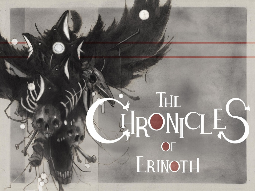 The Chronicles of Erinoth - A Graphic Novel's video poster