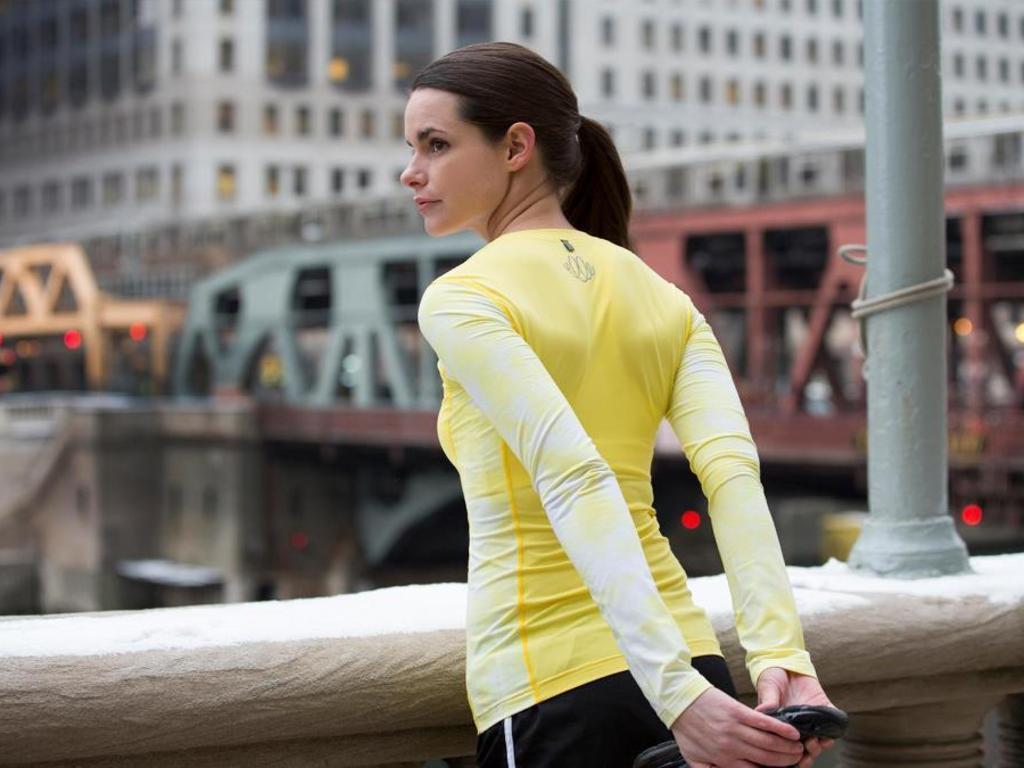 Let's get more women runners in SWIRLGEAR!'s video poster