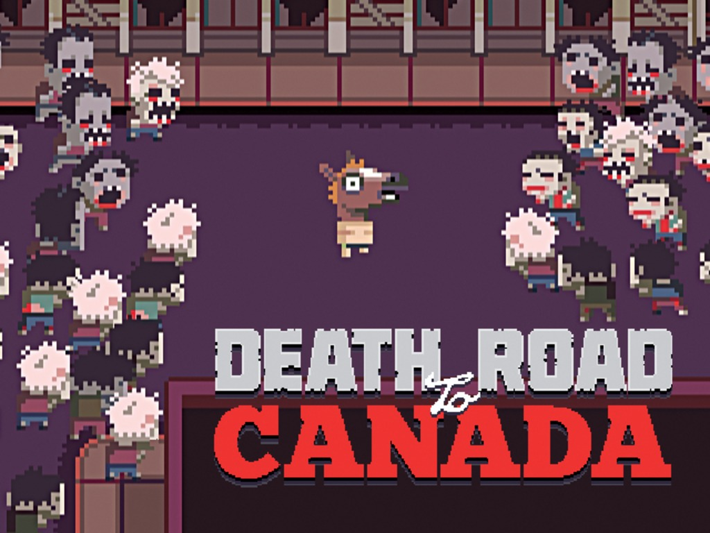 Death Road to Canada - Permadeath Road Trip Simulator's video poster