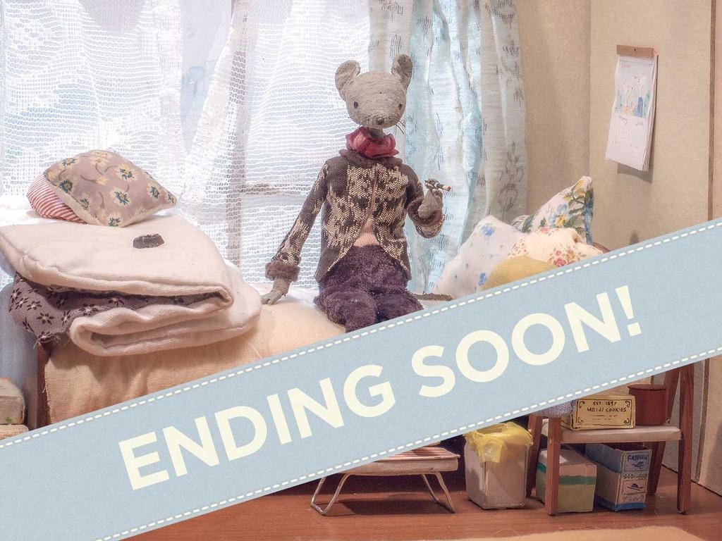 Sanpomichi - A Little Oze Stop Motion Film [Stretch Goal!]'s video poster
