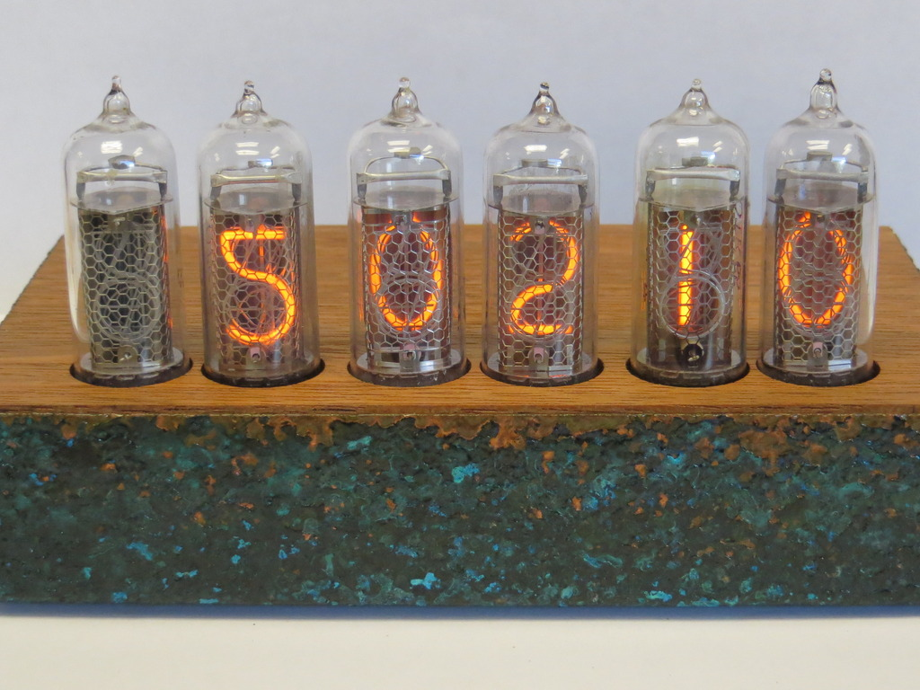 Nixie Tube Clock's video poster