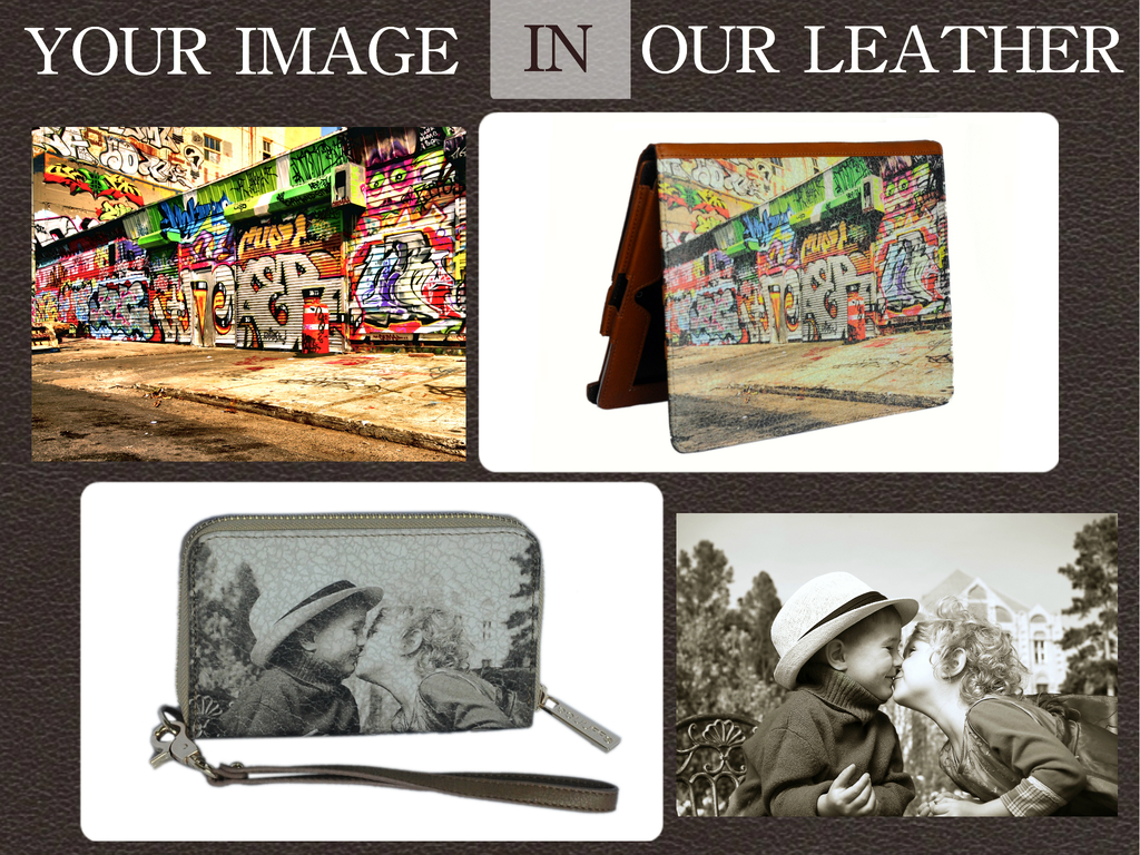 Customize your leather with our TATTOO-like process's video poster