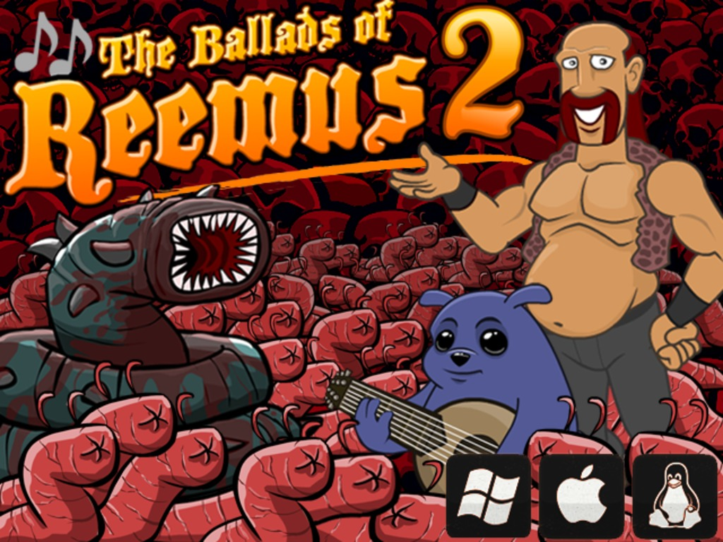 The Ballads of Reemus 2 - 2D Point and Click Adventure Game's video poster