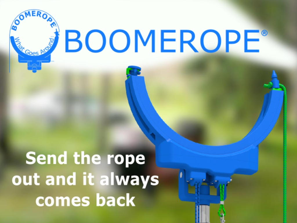 Boomerope:  The Rope-Threading Tool's video poster