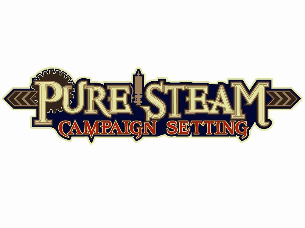 Pure Steam - Pathfinder Compatible RPG Setting's video poster
