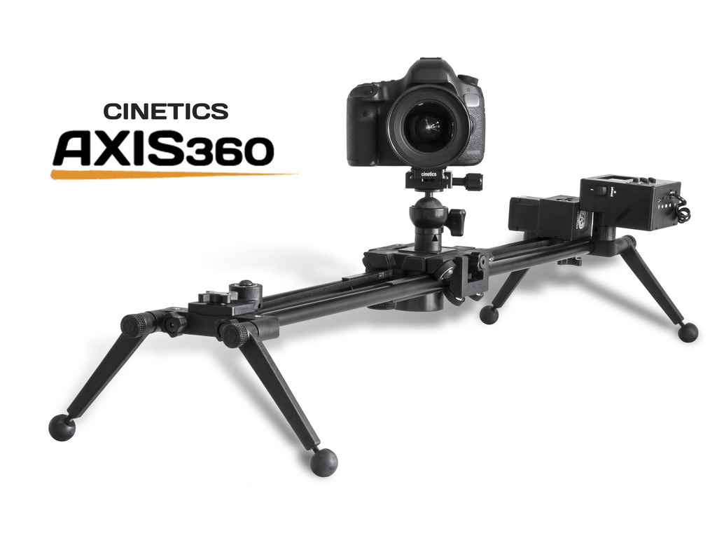 Axis360: modular motion control for cameras's video poster