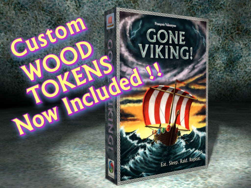 Gone Viking - A Game of Raiding!'s video poster