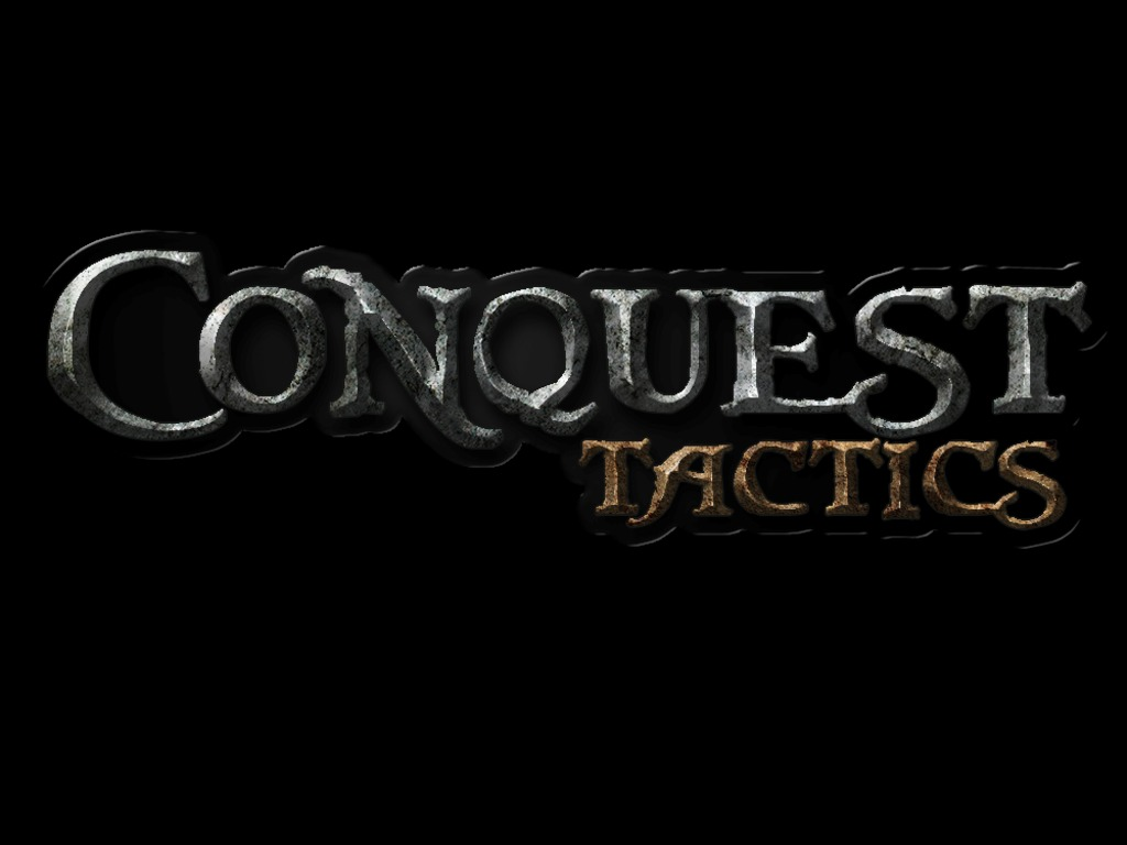 Conquest Tactics - A Strategy Card Game of Fantasy Warfare's video poster