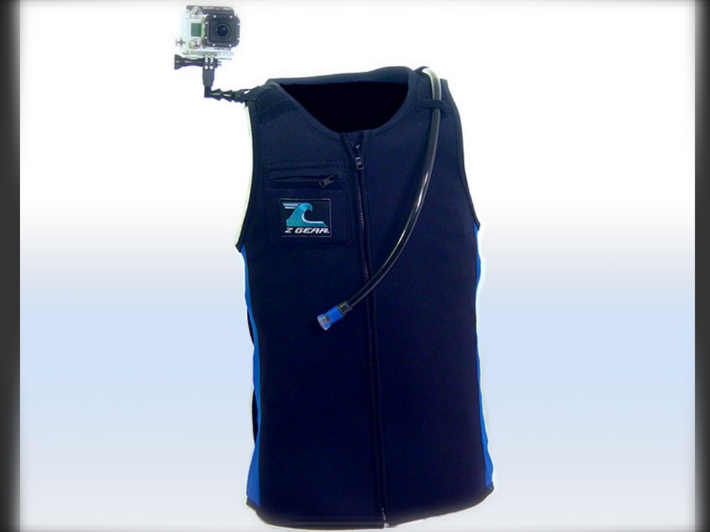 The GoVest - A Human Tripod Vest for cameras like GoPros®'s video poster