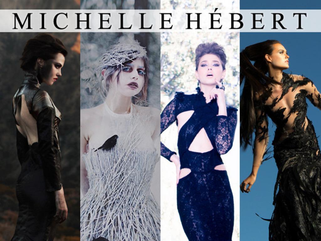Art Meets Fashion | Michelle Hébert's video poster