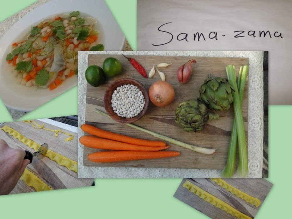 High-end food without the high price: Sama-zama.'s video poster