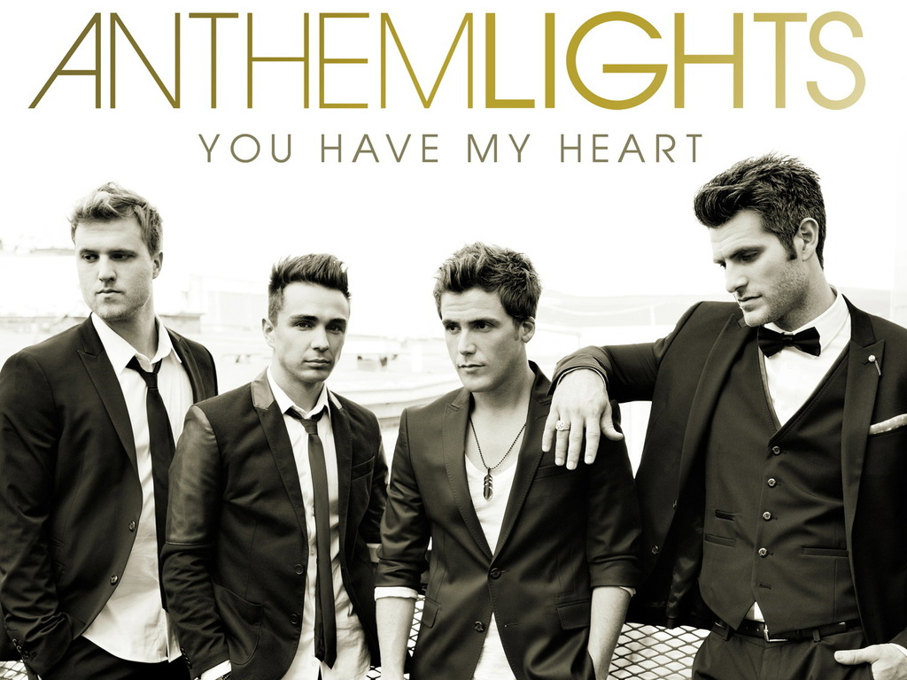 """Anthem Lights NEW Studio Album """"You Have My Heart""""'s video poster"""