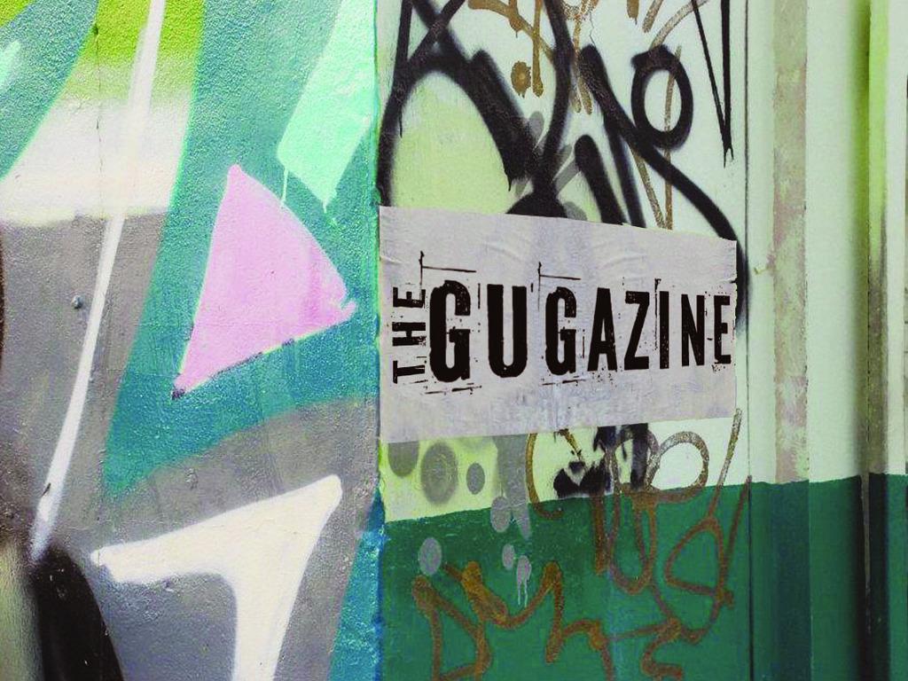 THE GUGAZINE's video poster