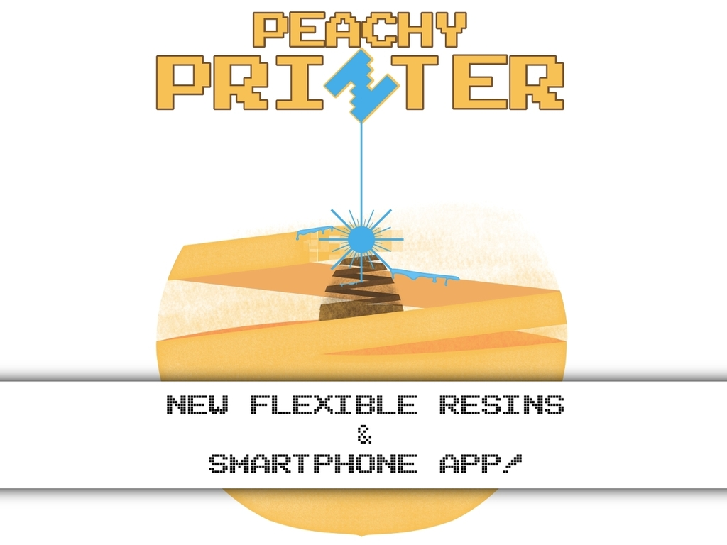 The Peachy Printer - The First $100 3D Printer & Scanner!'s video poster