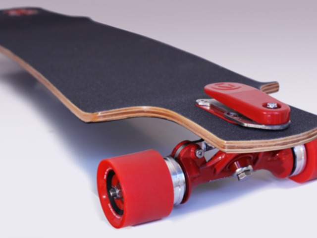 how to go faster downhill on a longboard