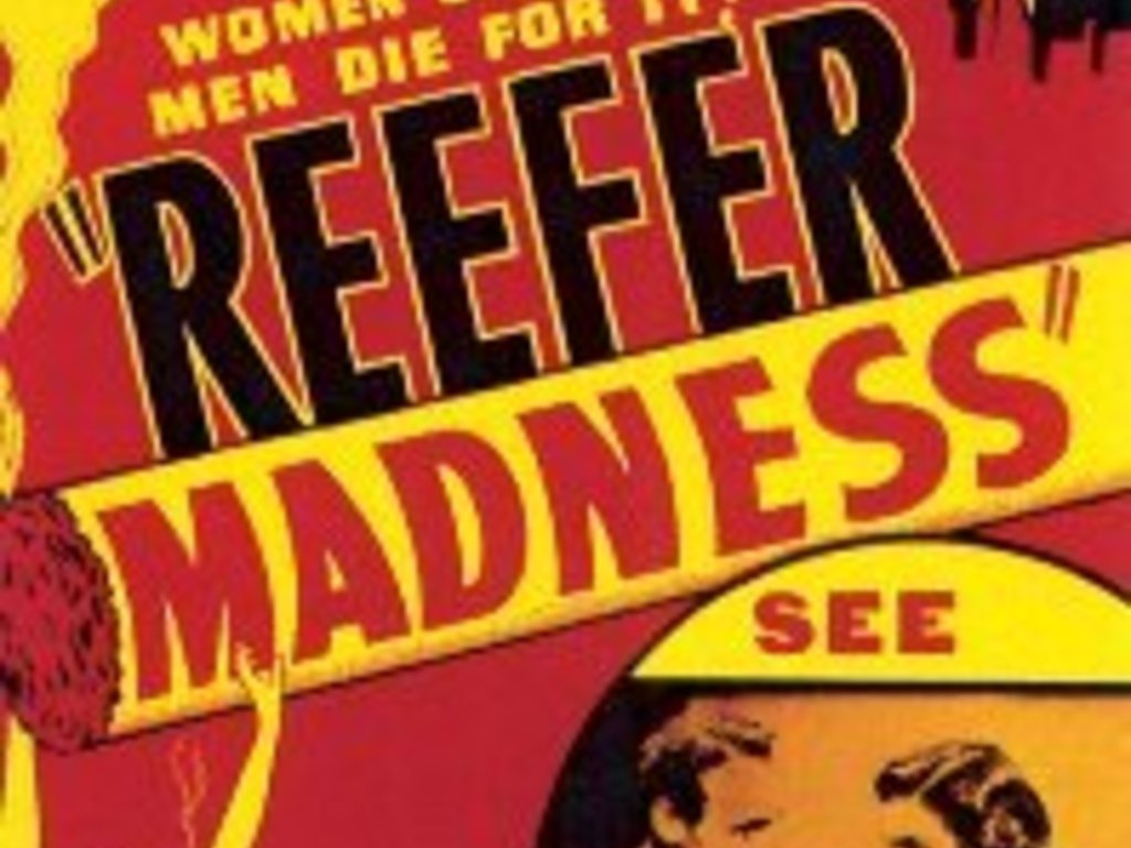 Reefer Madness at the Armory Free Theatre's video poster