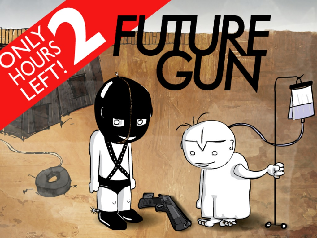 Future Gun - A short film about kids and advanced hardware's video poster