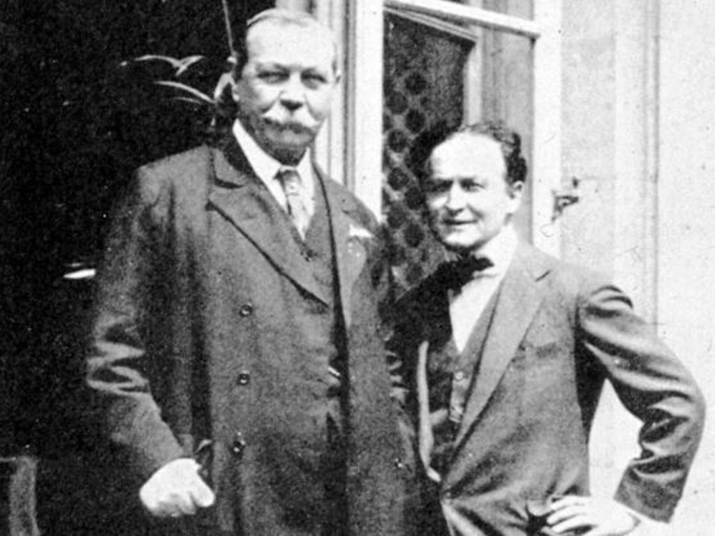 Harry Houdini, Conan Doyle, & the Case of Jack the Ripper!'s video poster