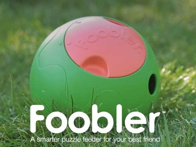 Foobler: A Smarter Puzzle Feeder for Your Dog