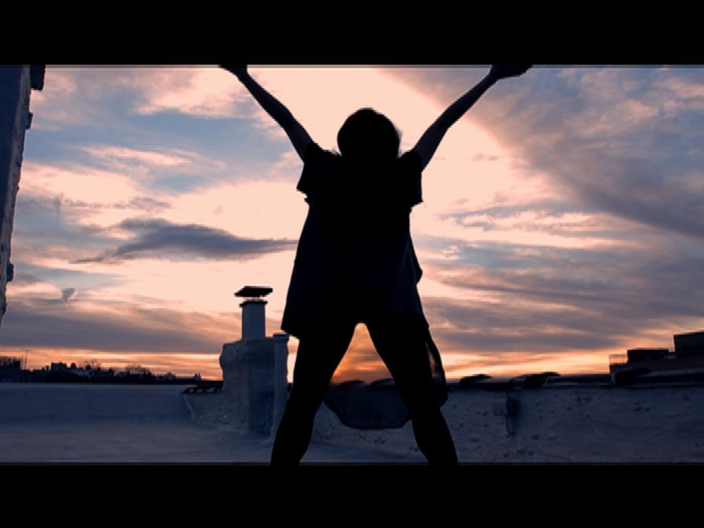 Profane Temporality Dance Film's video poster