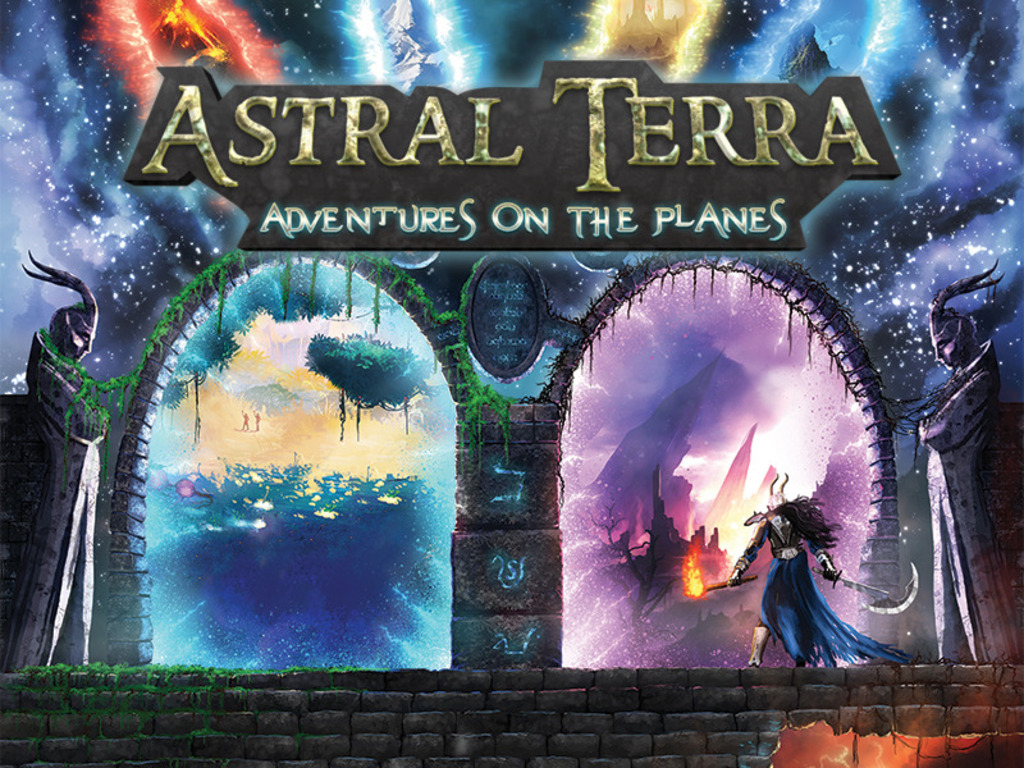 Astral Terra - Smooth Voxel Sandbox Fantasy RPG's video poster