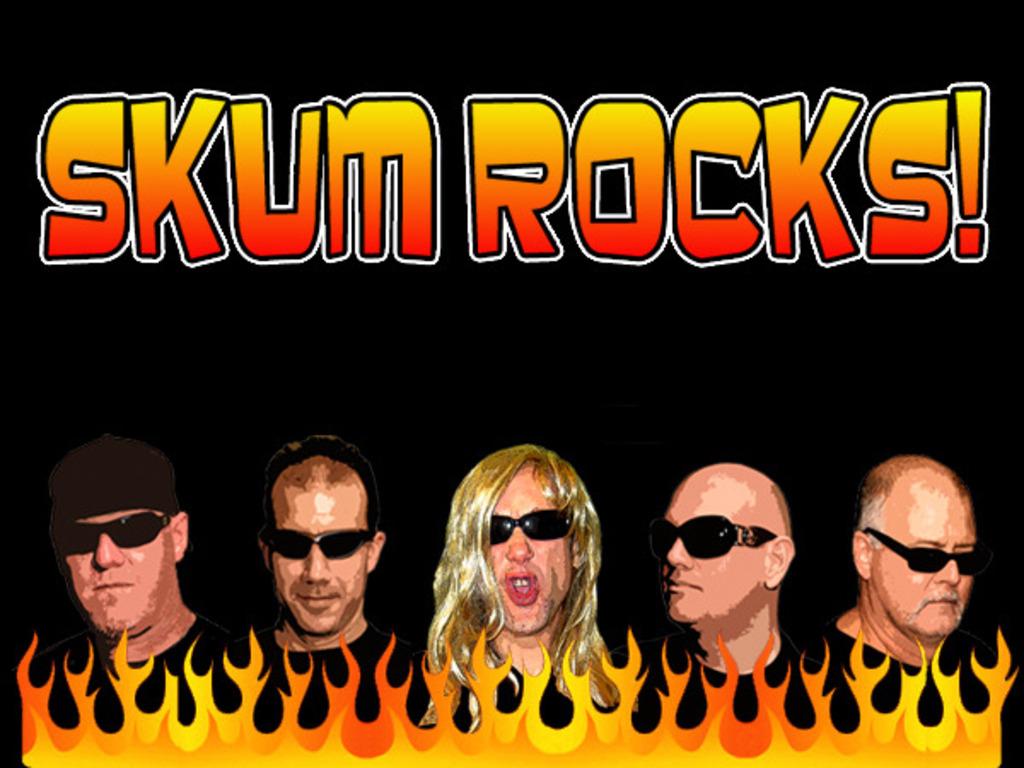 Skum Rocks!'s video poster