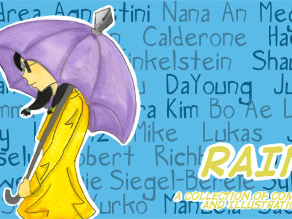 Rain: A Collection of Comics and Illustrations's video poster