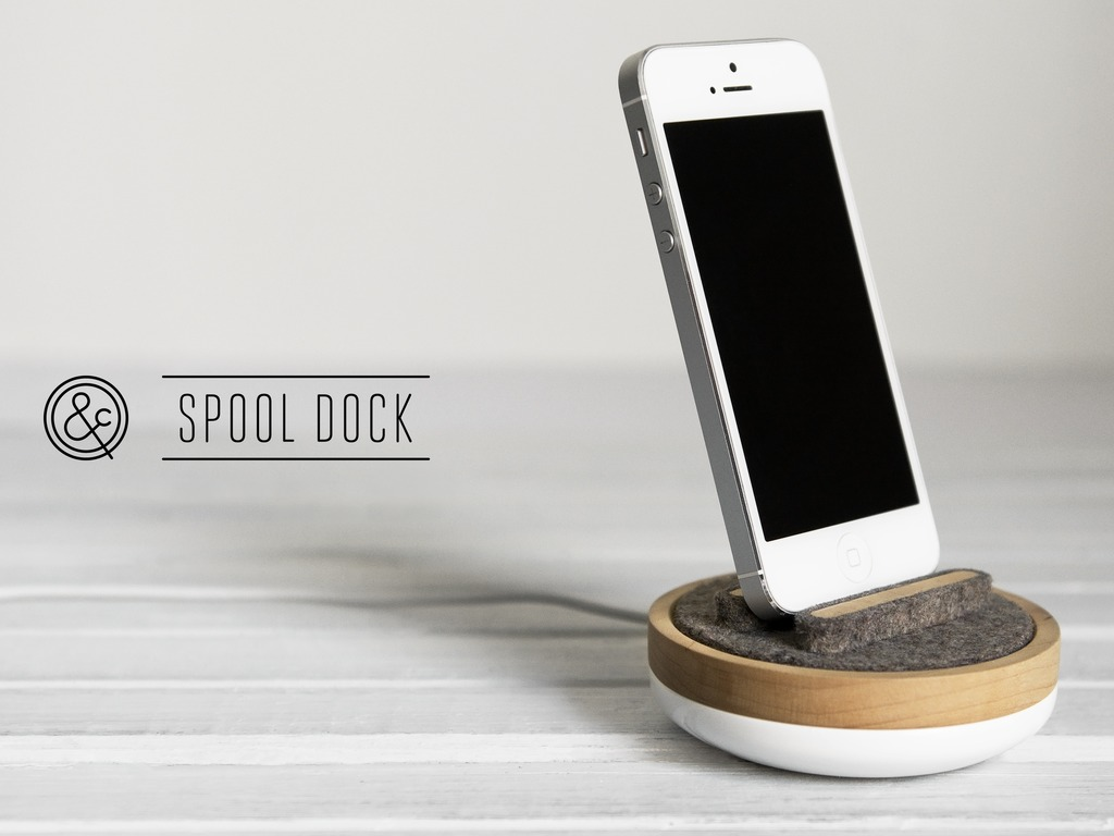 Spool Dock: The Modern Apple Dock with a Twist's video poster
