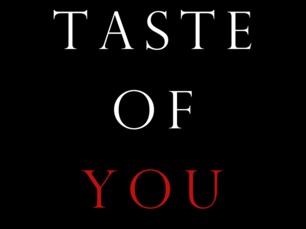 Taste of You's video poster