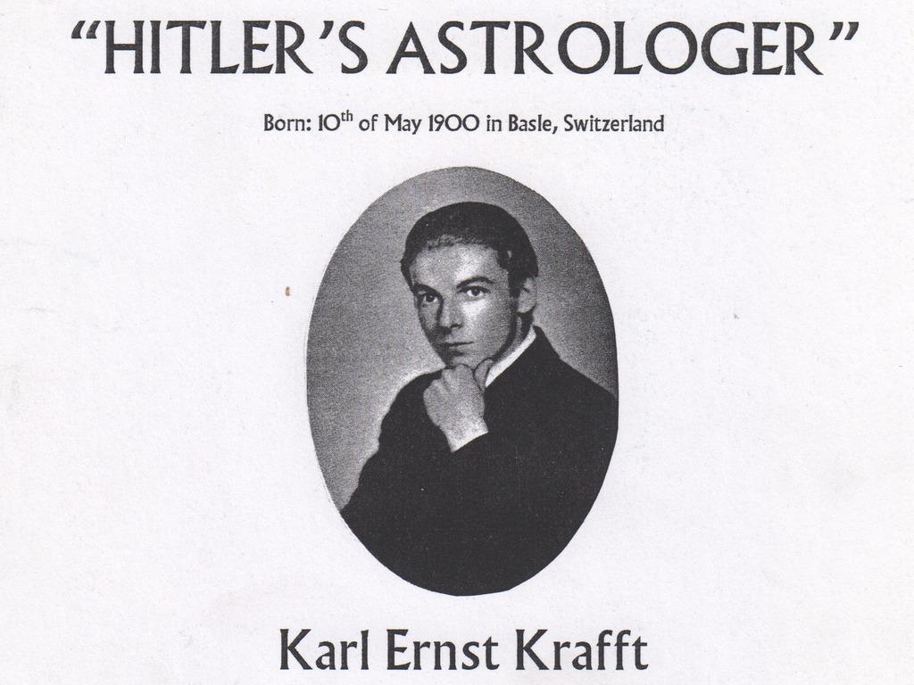 Hitler's Astrologer's video poster