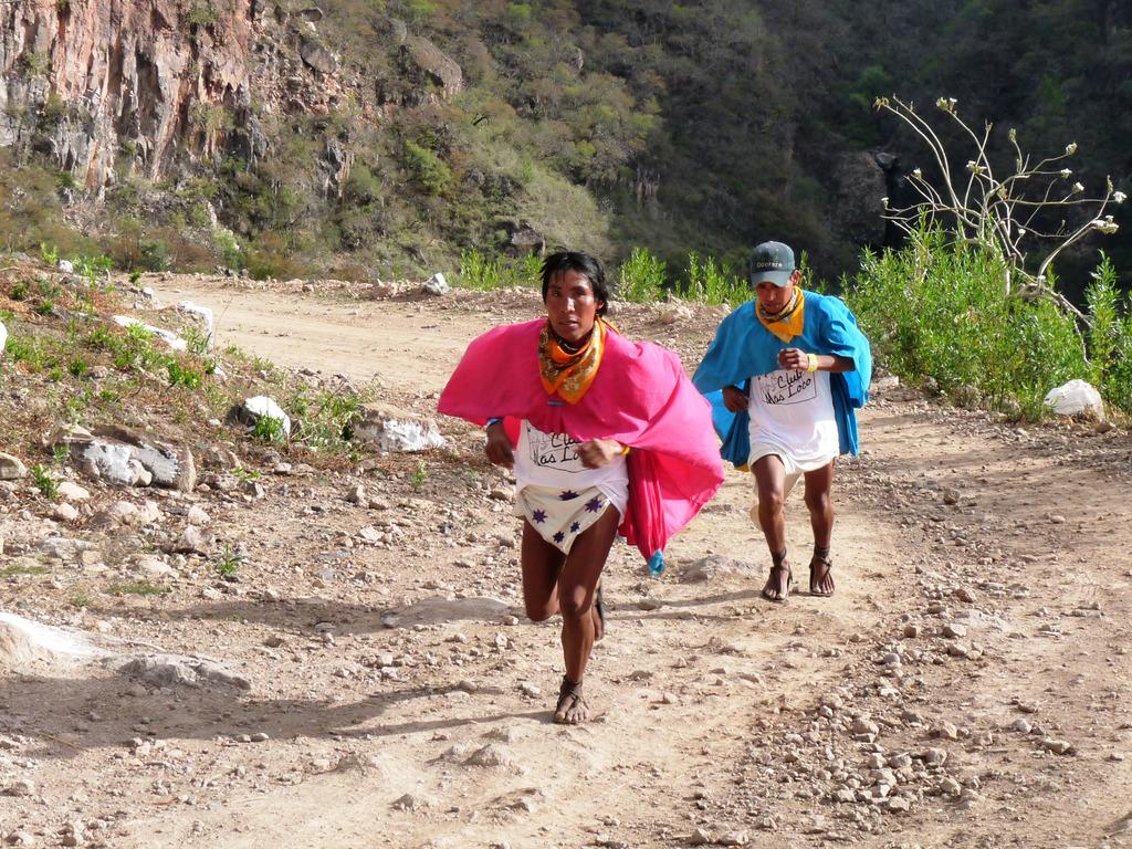 Why We Run(Por Qué Corremos) Tarahumara Runners of Mexico's video poster