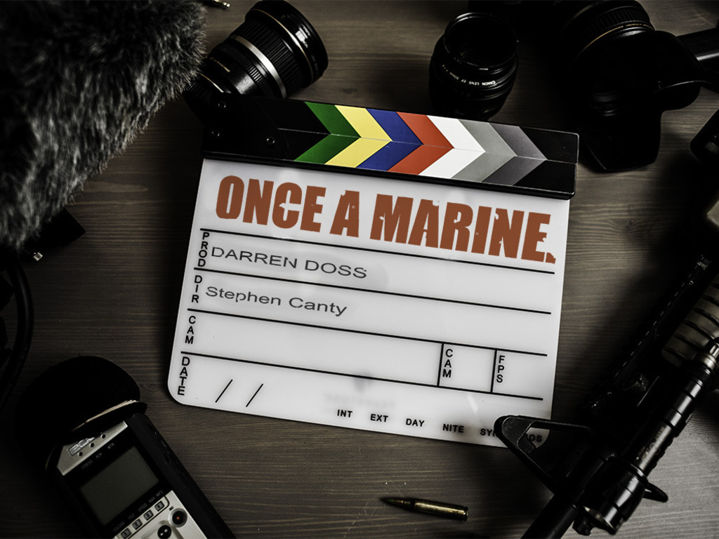 Once a Marine.'s video poster