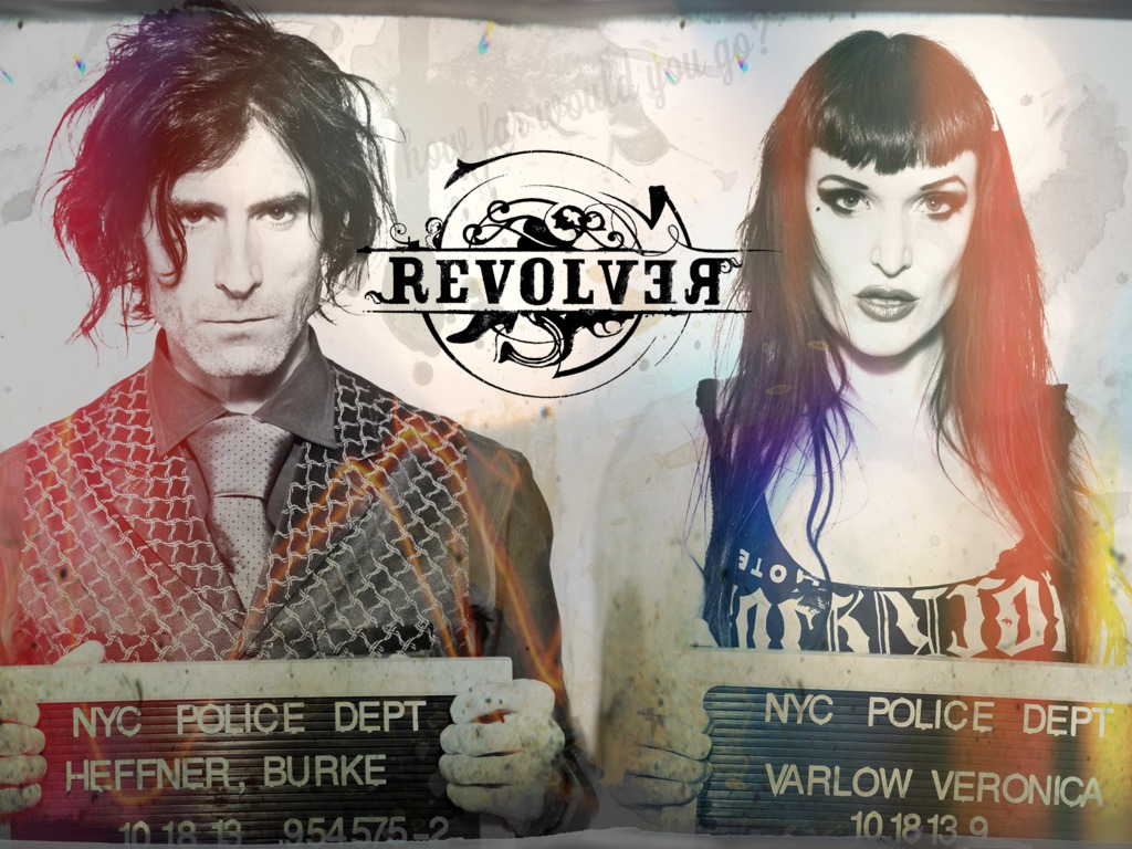 Revolver:  A Road Trip Romance in Exile, Feature Film's video poster