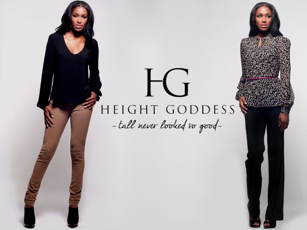 HEIGHT GODDESS ~ Tall Never Looked So Good's video poster