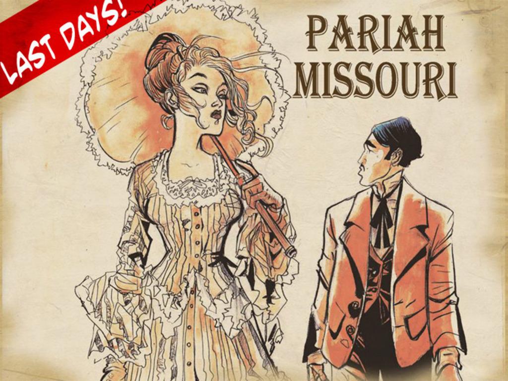 Pariah, Missouri Director's Cut Hardcover Volume One's video poster