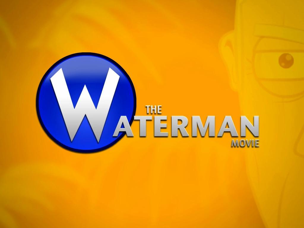 """""""The Waterman Movie"""" Starring Leslie Nielsen's video poster"""