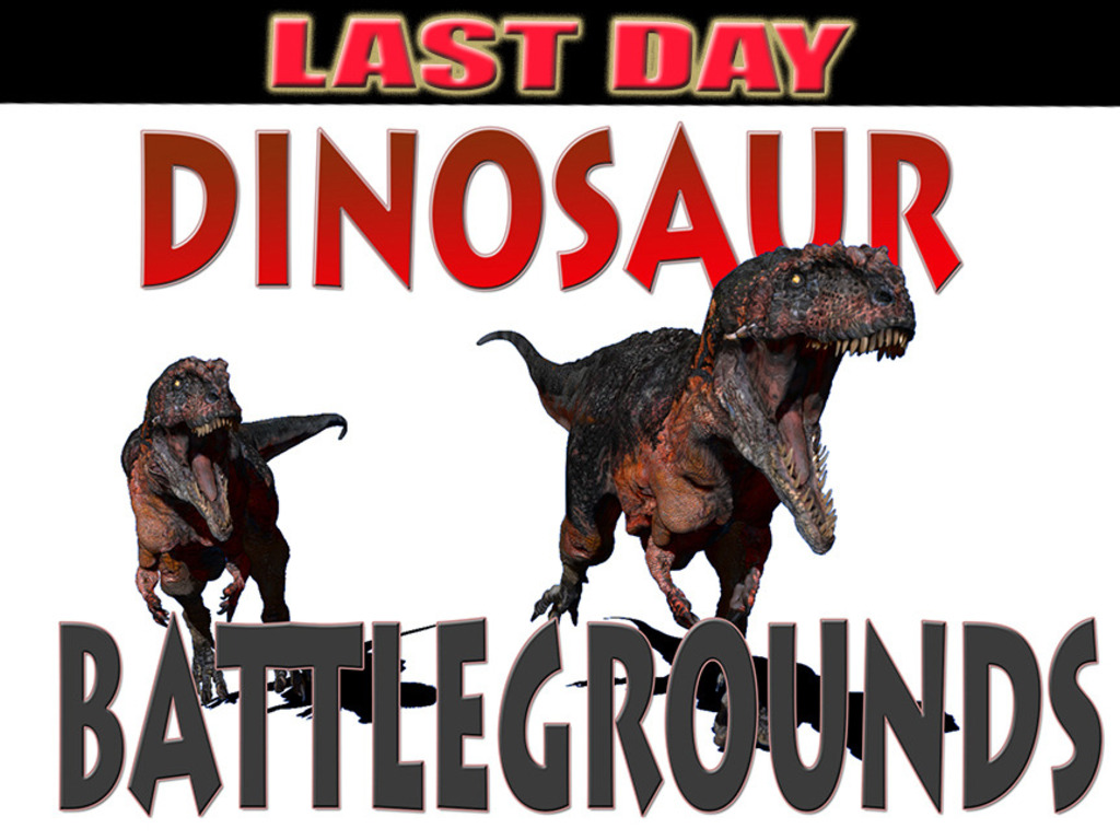 Dinosaur Battlegrounds's video poster