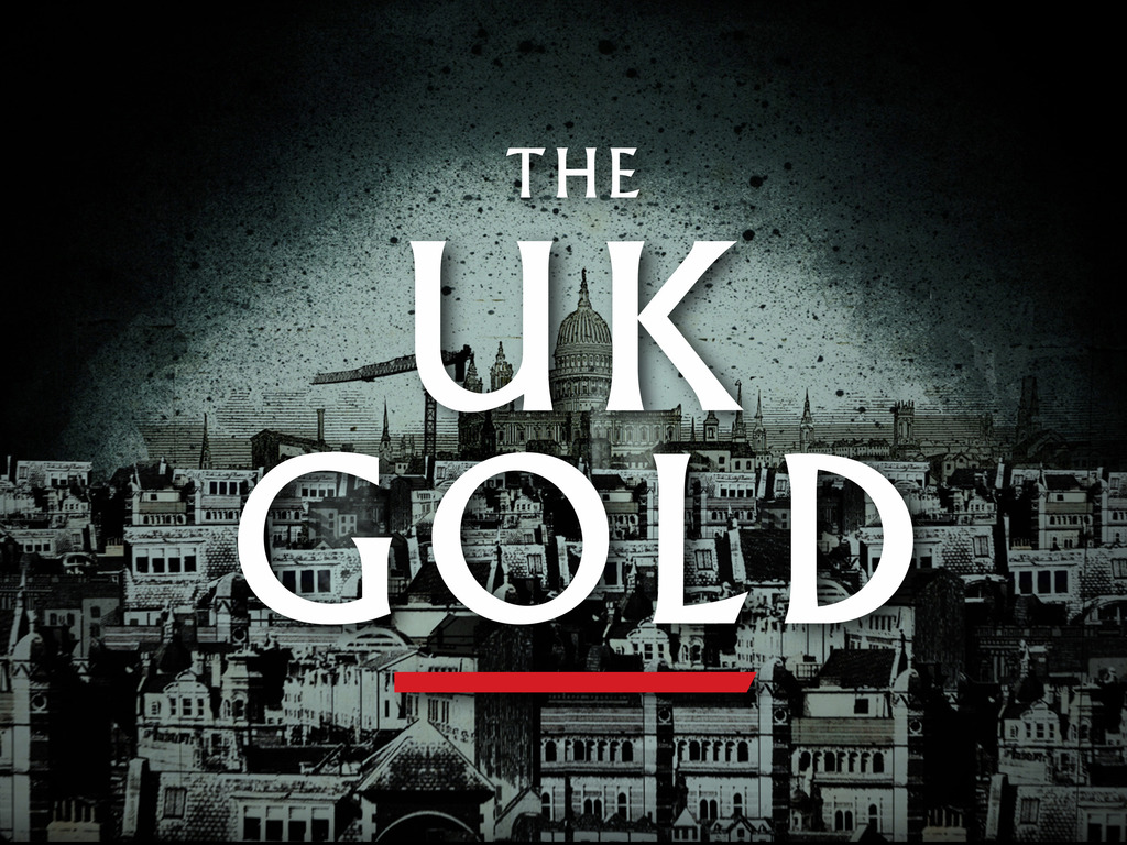 """Audience Unlock: """"The UK Gold""""'s video poster"""