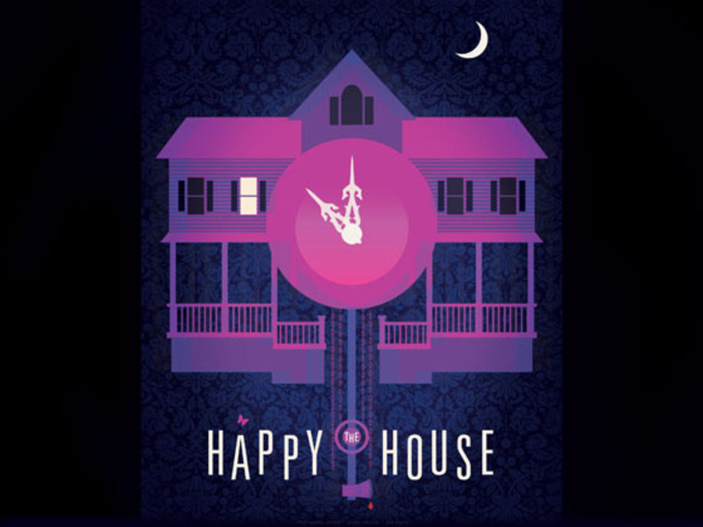 The Happy House's video poster