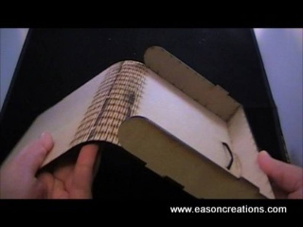 Book Box Project- wood box with real wood spine!'s video poster