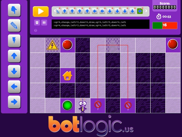 BotLogic.us: A Game That Gets Kids EXCITED to Program