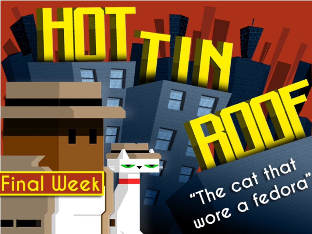 Hot Tin Roof: The Cat That Wore A Fedora's video poster