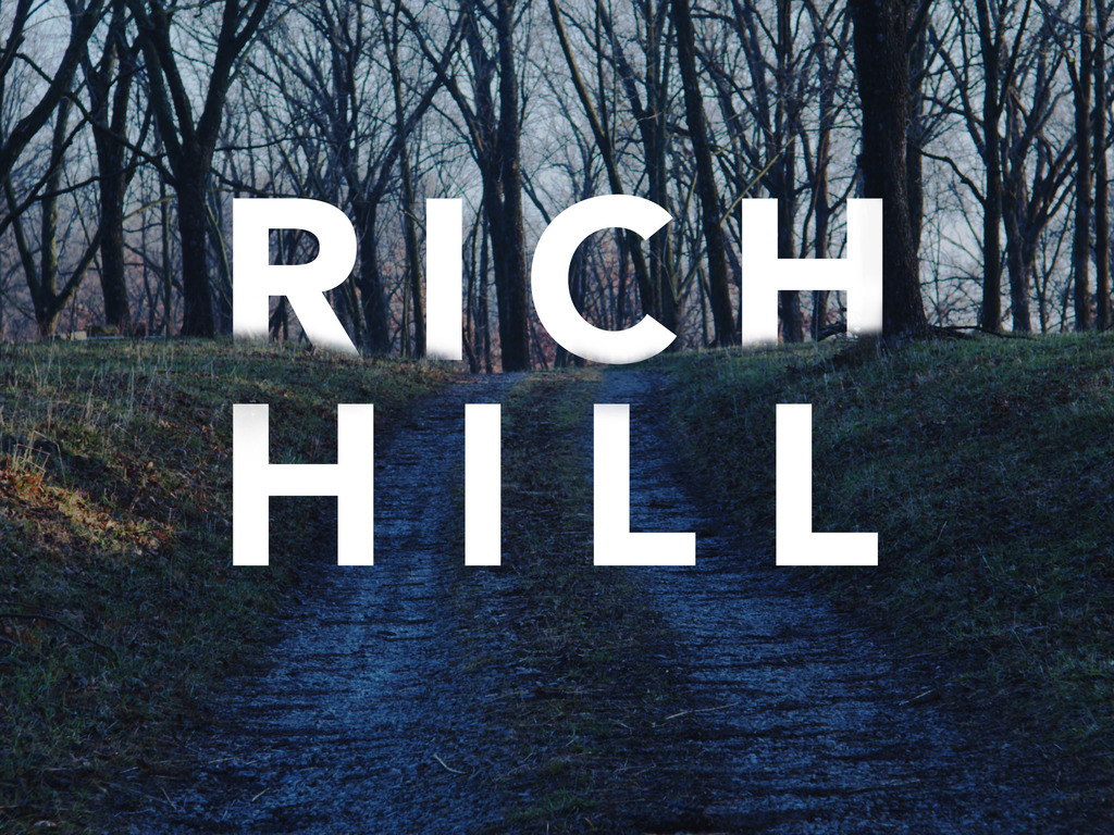 RICH HILL - Feature Documentary's video poster
