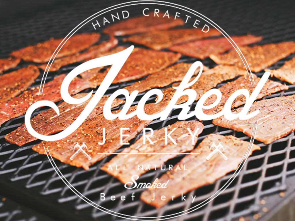 Jacked Jerky - All Natural Smoked Beef Jerky's video poster