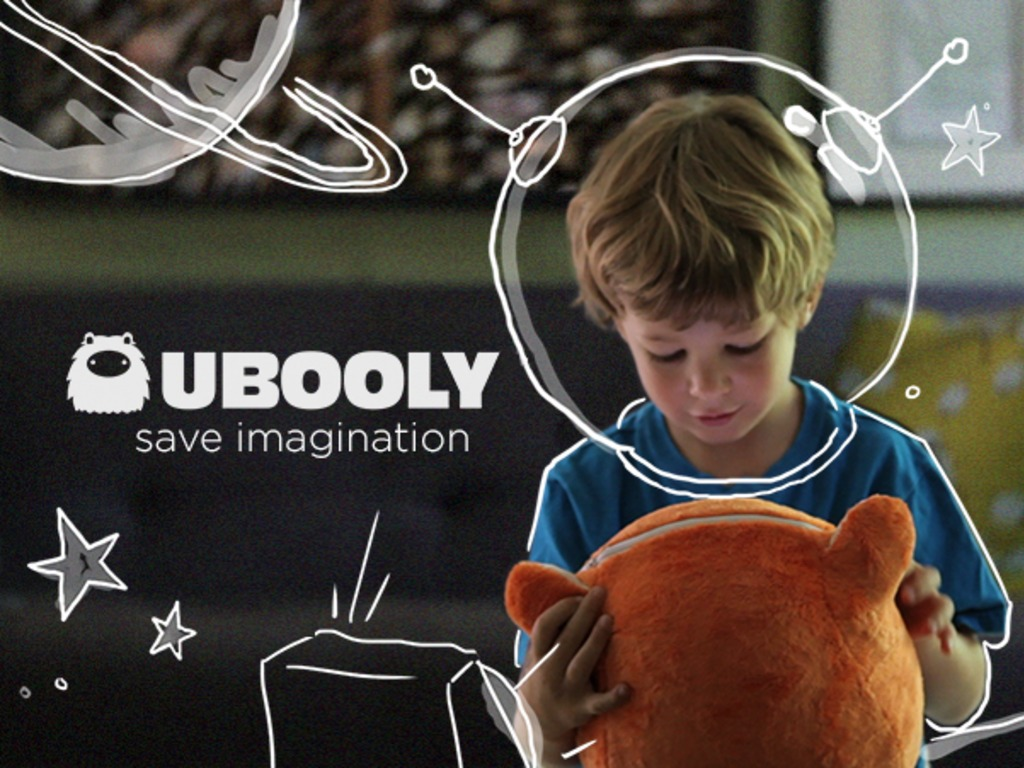 Ubooly: We're on a quest to build a toy that matters.'s video poster